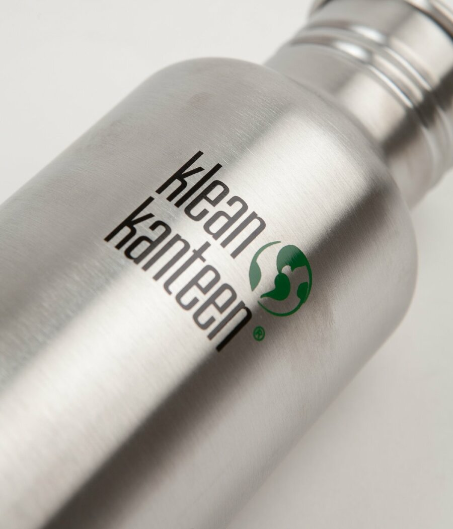Фляга Klean Kanteen Classic Brushed Stainless 532 мл 51102