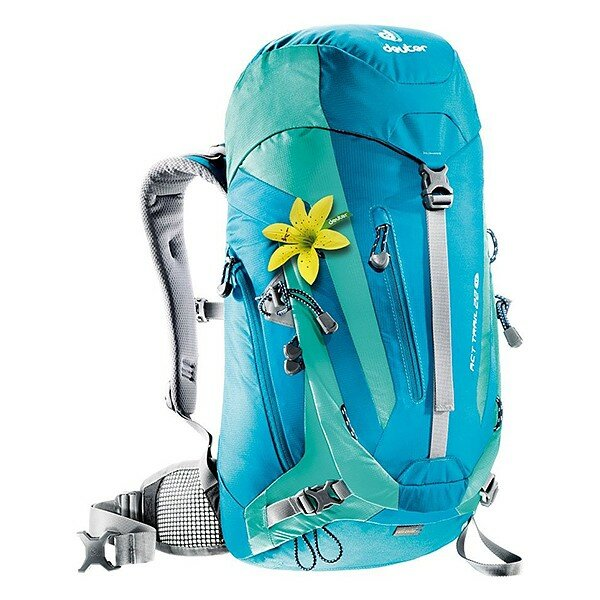 Рюкзак Deuter ACT Trail SL, 22 л, petrol-mint 1