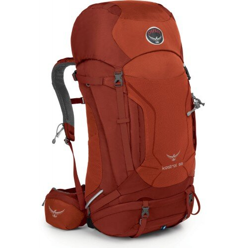 Рюкзак Osprey Kestrel 58 Dragon Red 1