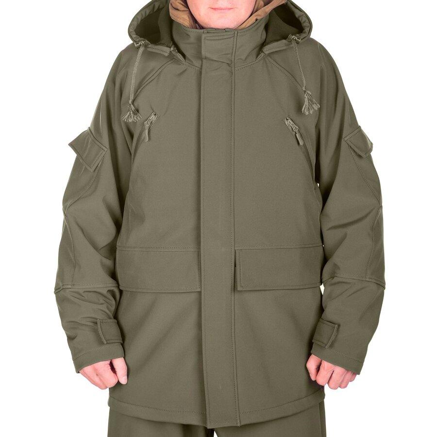 c80b5dd0 Куртка KLOST Soft Shell мембрана Трофей, 5013 купить недорого в ...