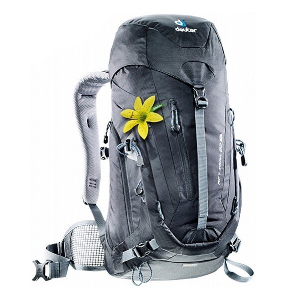 Рюкзак Deuter ACT Trail SL, 22 л, black 1