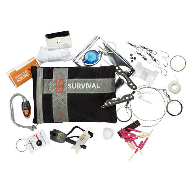 Набор выживания Gerber Bear Grylls Survival Ultimate (31-000701) 216