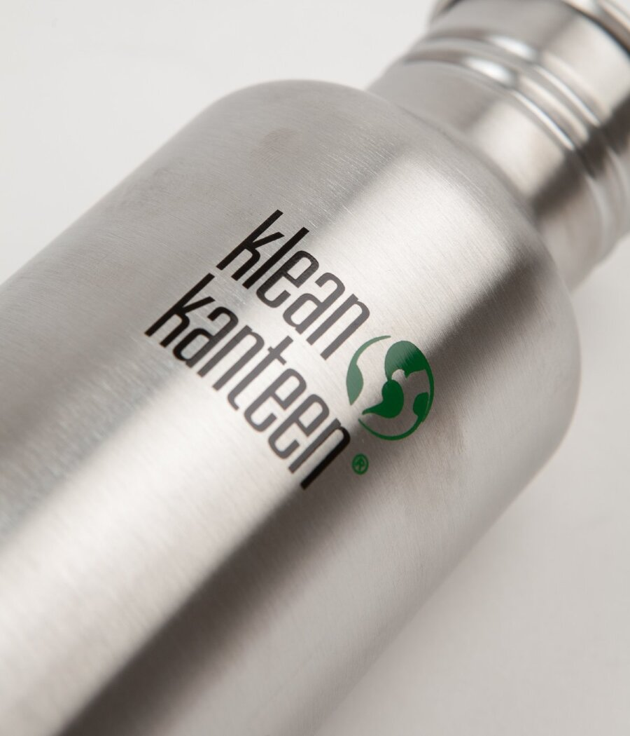 Фляга Klean Kanteen Classic Brushed Stainless 800 мл 51113