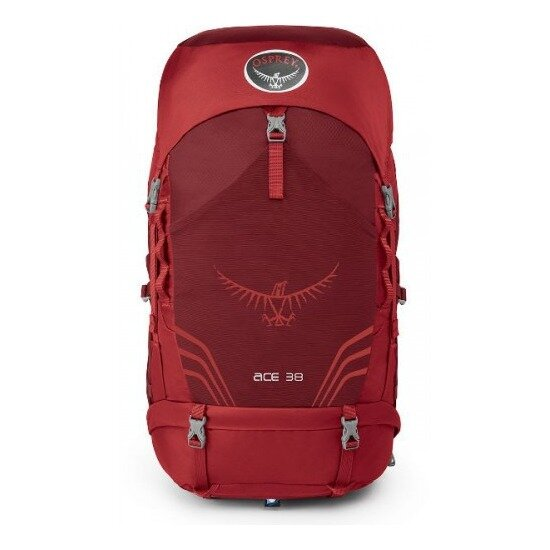 Рюкзак Osprey Ace 38 Paprika Red O/S 15586