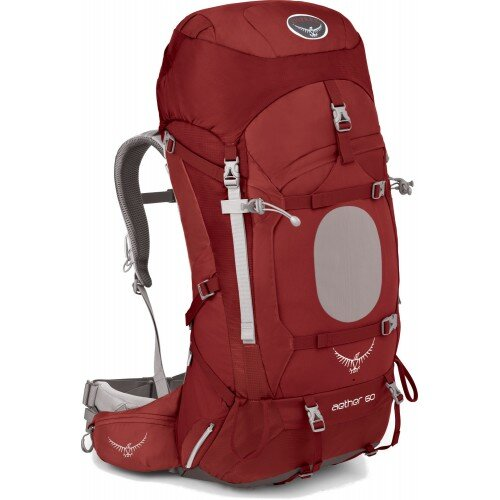 Рюкзак Osprey Aether 60 Arroyo Red 1