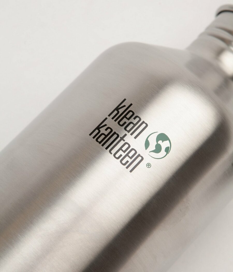 Фляга Klean Kanteen Classic Brushed Stainless 1900 мл 51127