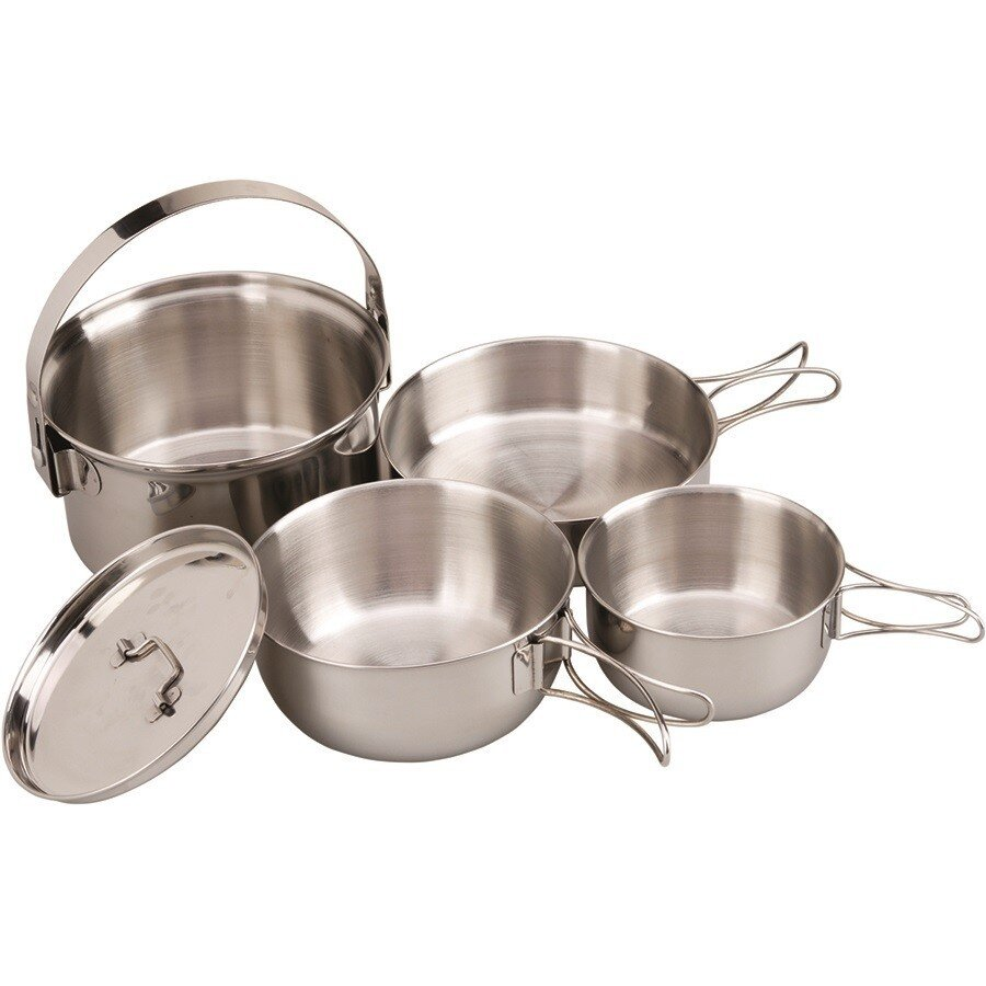 Набор посуды AceCamp SS Cooking Set 1