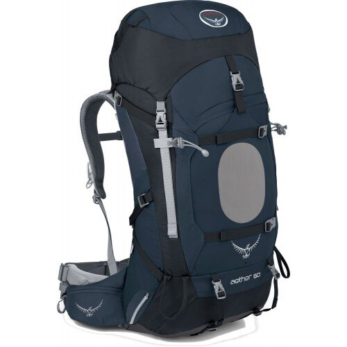 Рюкзак Osprey Aether 60 Midnight Blue 1