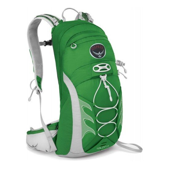 Рюкзак Osprey Talon 11 Shamrock Green 1