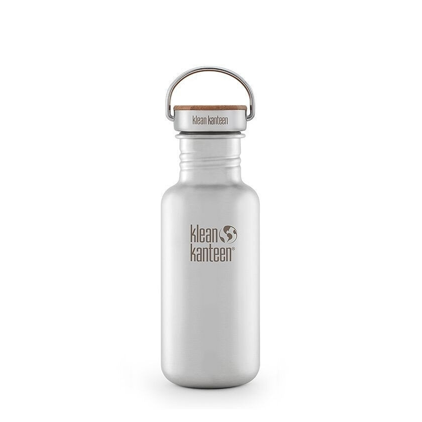 Фляга Klean Kanteen Reflect Brushed Stainless 532 мл 1