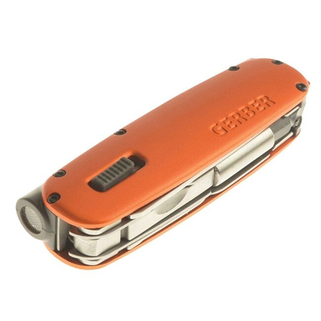 Мультитул-фонарик Gerber Fit Light Tool Orange (31-000919) 5687