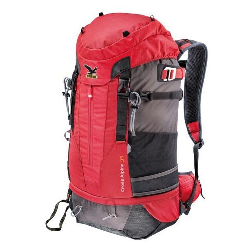 Рюкзак Salewa Cammino 50+10, 4064/1608 Red 1