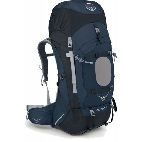 Рюкзак Osprey Aether 70 Midnight Blue 1