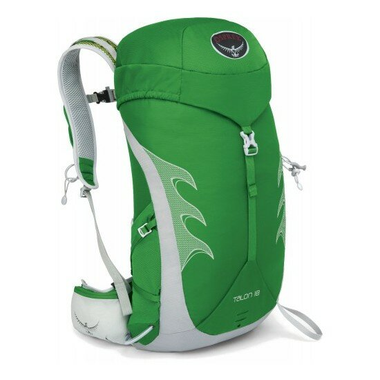 Рюкзак Osprey Talon 18 Shamrock Green 1