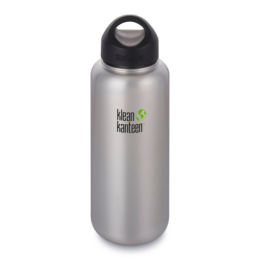 Фляга Klean Kanteen Wide Brushed Stainless 1182 мл 1