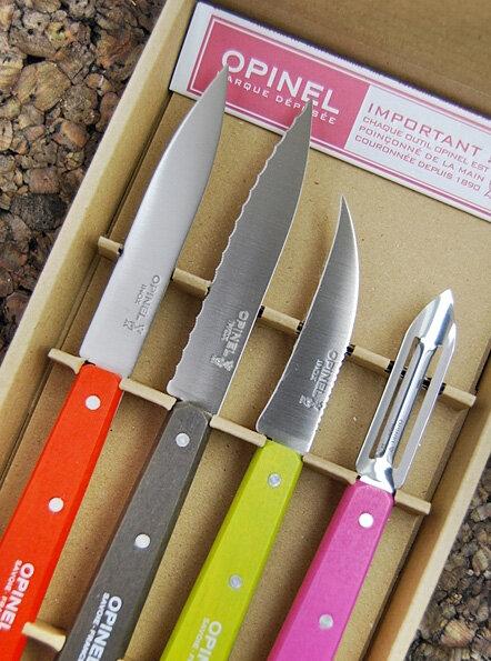 Набор ножей Opinel Les Essentiels 50's (001452) 90148