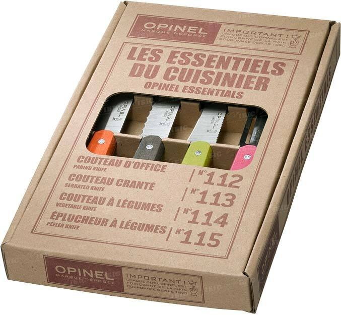 Набор ножей Opinel Les Essentiels 50's (001452) 90150
