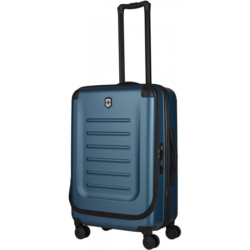 Чемодан на 4 колесах Victorinox Travel Spectra 2.0/Dark Teal M Expandable 62/91 л (Vt607096) 97730