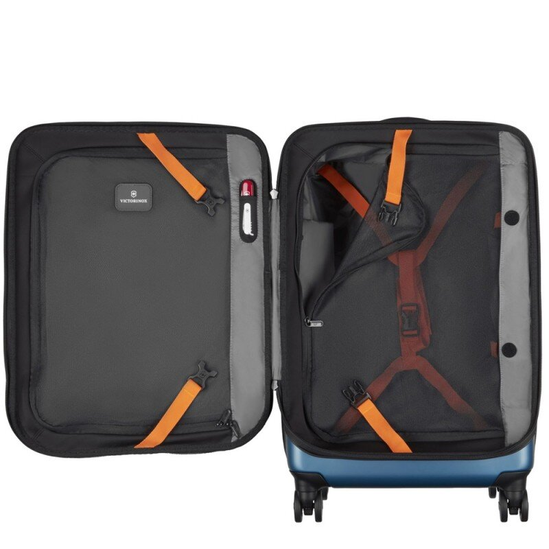 Чемодан на 4 колесах Victorinox Travel Spectra 2.0/Dark Teal M Expandable 62/91 л (Vt607096) 97734