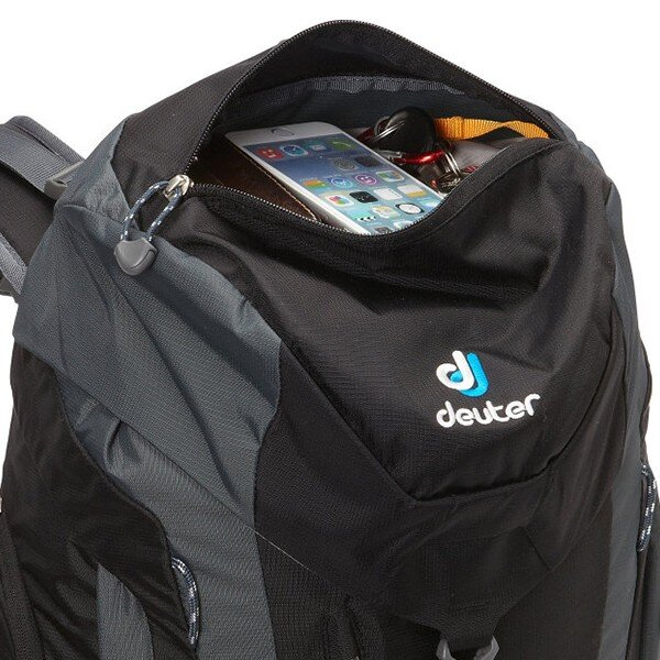Рюкзак Deuter ACT Trail, 30 л, black-granite 28680