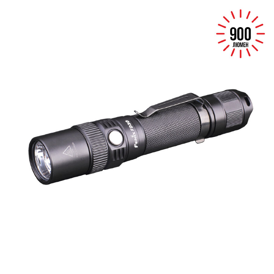 Фонарь Fenix FD30 Cree XP-L HI LED 34121