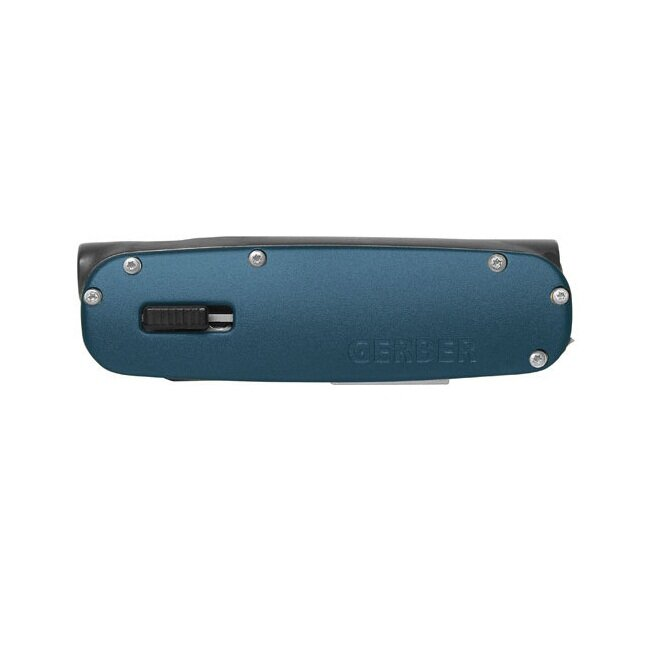 Мультитул-фонарик Gerber Fit Light Tool Blue (31-000731) 248