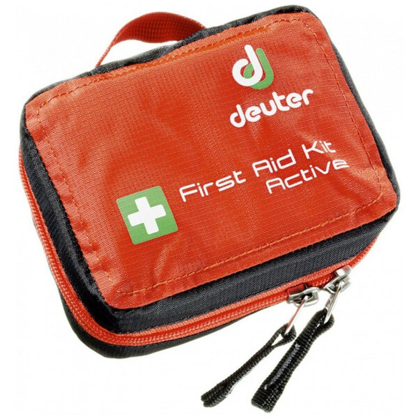 Аптечка Deuter First Aid Kit Active цвет 9002 papaya пустая (4943016 9002) 1