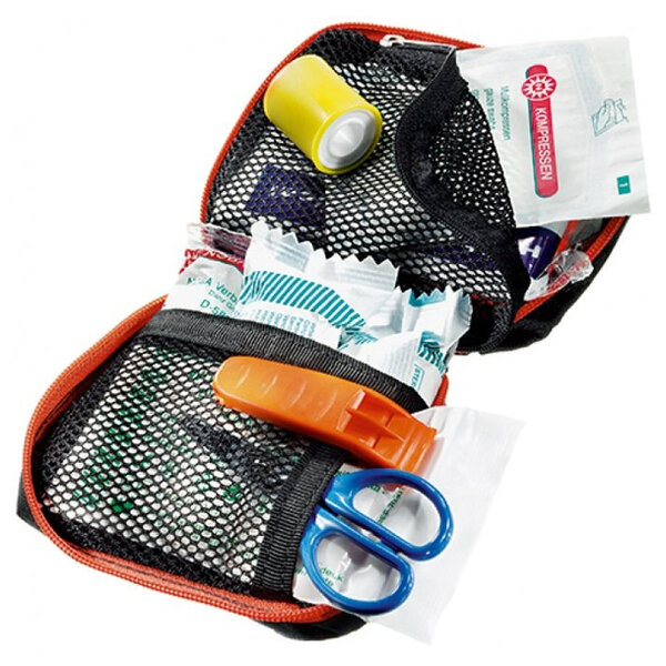 Аптечка Deuter First Aid Kit Active цвет 9002 papaya пустая (4943016 9002) 97336