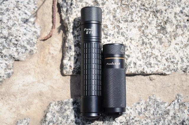 Обзор фонарика Fenix E15
