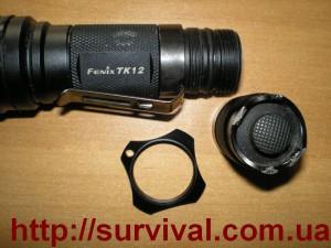 Обзор Fenix TK12