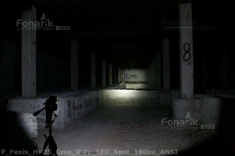 P_Fenix_HP25_Cree_X-PE_LED_Spot_180lm_ANSI