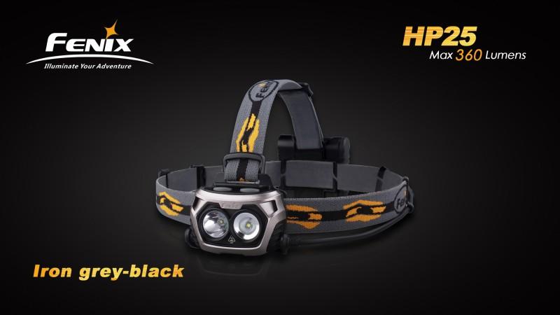 HP25 Iron grey-black 1