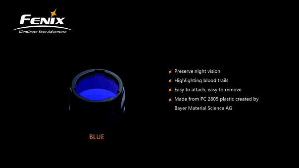 Светофильтр BLUE