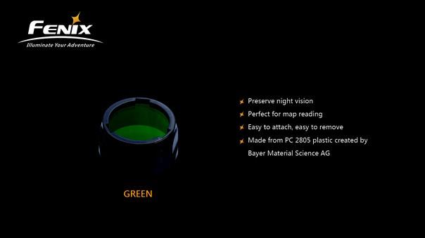 Светофильтр GREEN