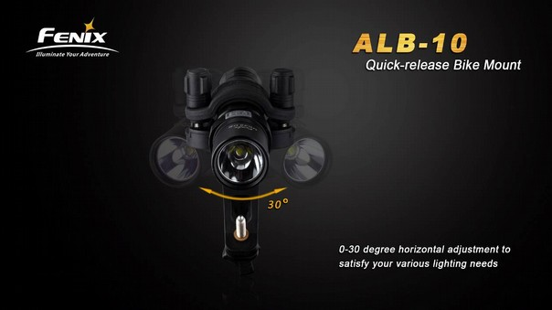 2.Fenix ALB-10 Bike Mount