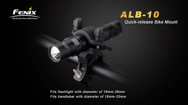 4.Fenix ALB-10 Bike Mount