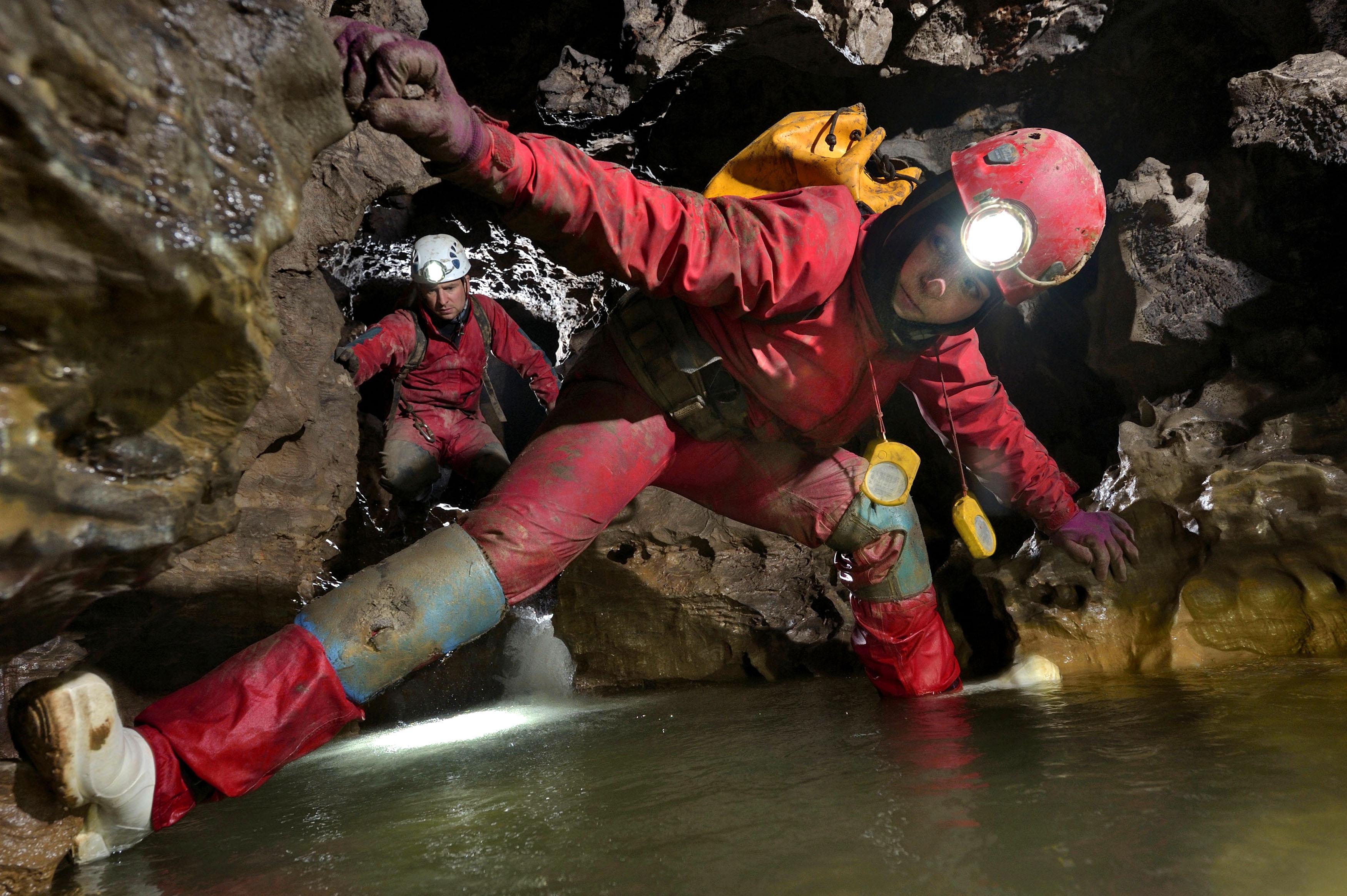 Tongzi Master Cave System